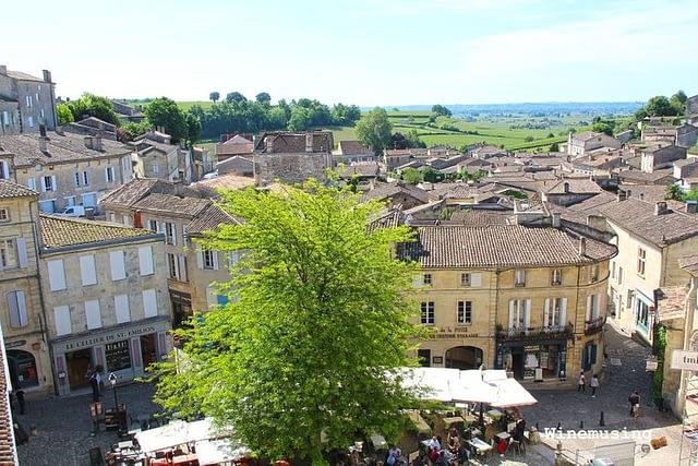 Outside Bordeaux 1