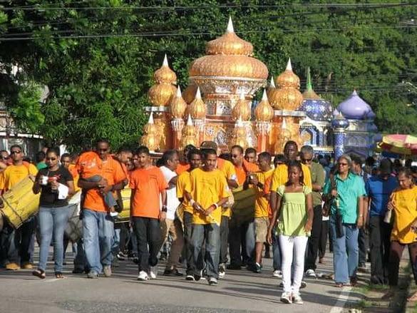 islamic religion caribbean