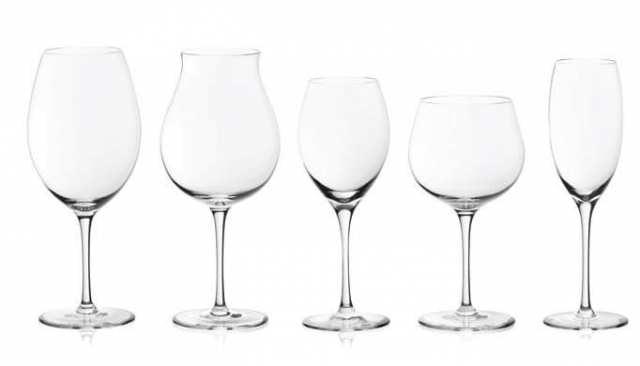 Basic Shapes Glassware Myths