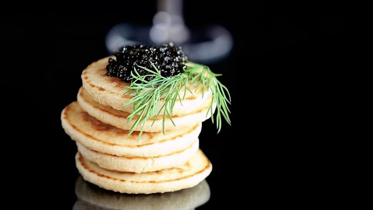 'Tis the Season for…Black Caviar with the Million Dollar Chef, Walter Martino