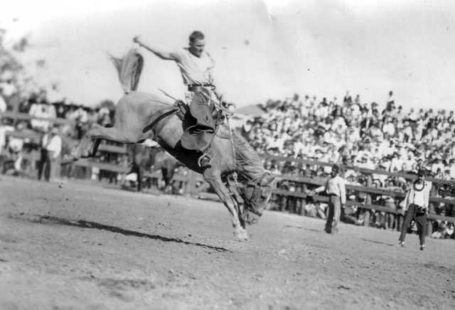 At the Texas Prison Rodeo, A Color Line Dissolved