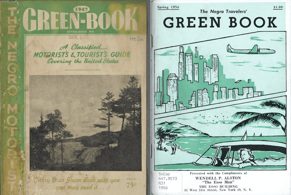'Traveling While Black' Guidebooks May Be Out Of Print, But Still Resonate Today
