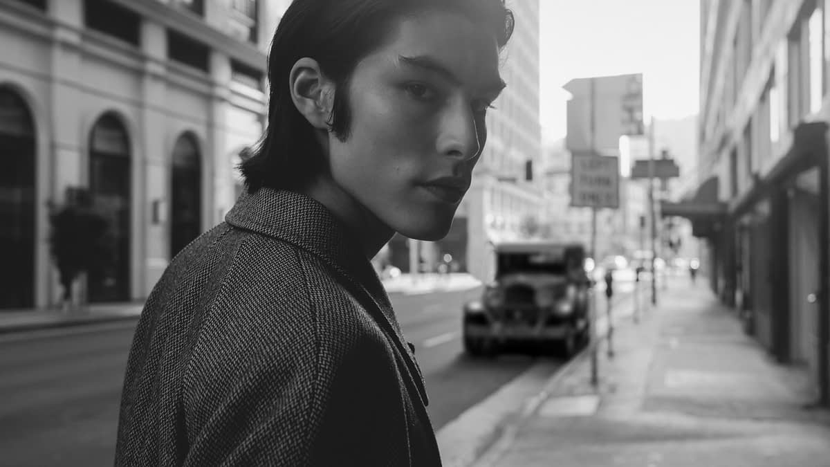 Fashion Focus: Aaron Bernards