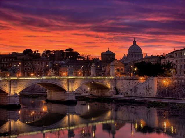 Christmas and New Year's Eve in Rome? Sì, Naturalmente!