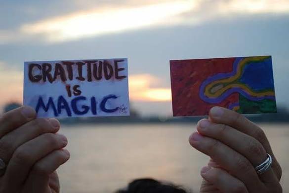 New Years Gratitude