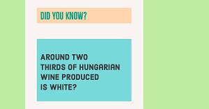 hungarian wine - fact 2