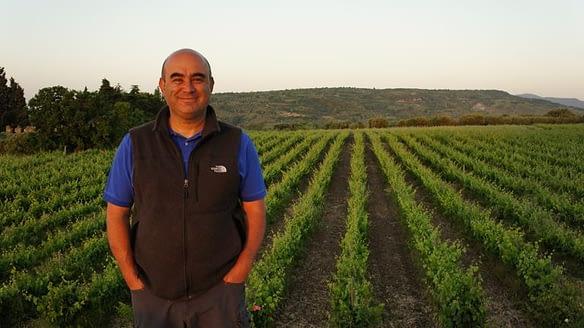 Cem Cetintas, Owner of Melen Winery