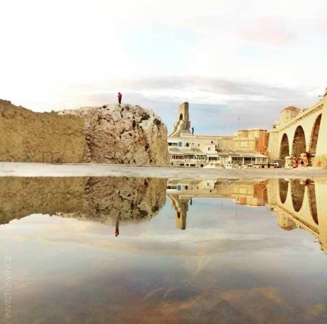 1 ArtReflection Vallon of Marseille