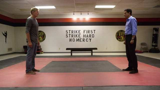 Cobra Kai: Karate Kid Spin-off is a Social Parable for our Times