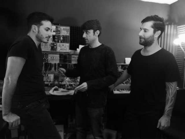 Clock Poet Music Originals: Døob, Armie and Javi Green!