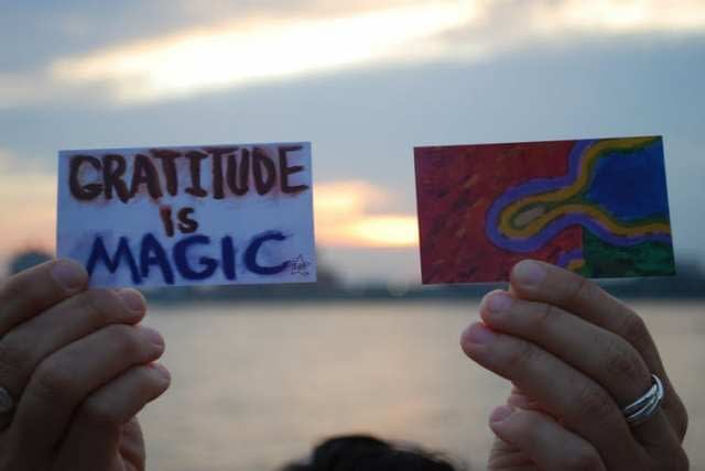 This New Year – Rethinking Gratitude