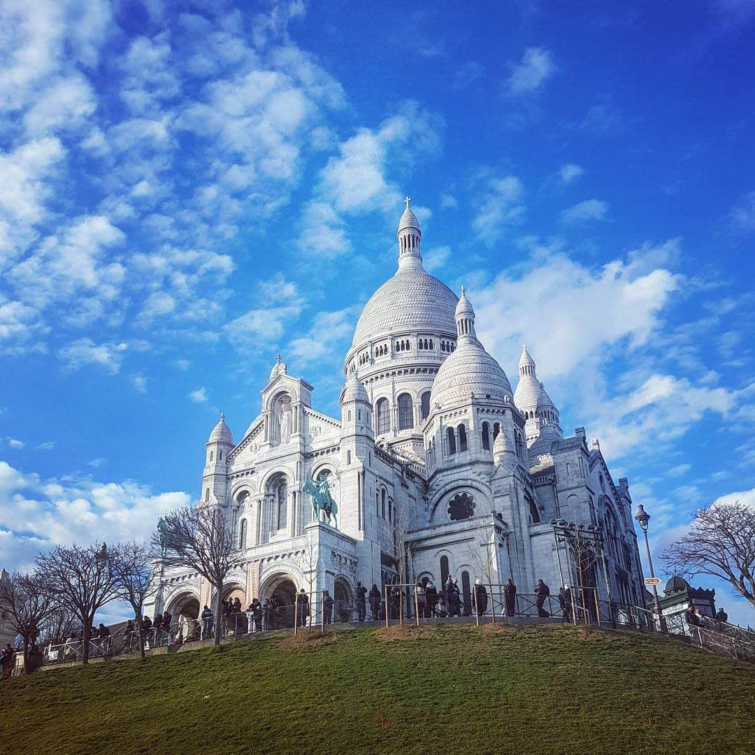 The Sacré Coeur